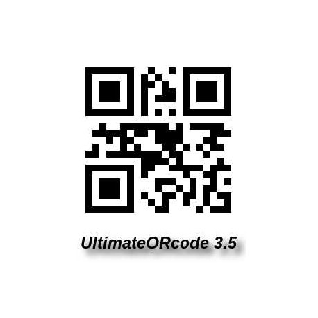 UltimateQRcode 3.5-3.6