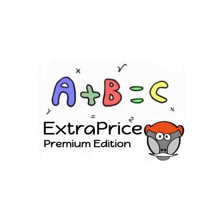 Extraprice Premium : prezzo di vendita ponderazione