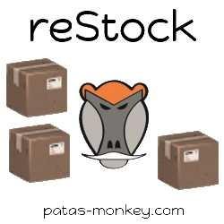 reStock, determinación de las cantidades a la orden y creación de pedidos de proveedores
