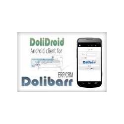 DoliDroid pour Dolibarr 3.5-4.0+