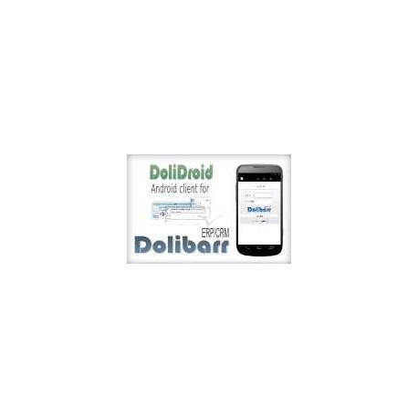 DoliDroid para Dolibarr 3.5-4.0+
