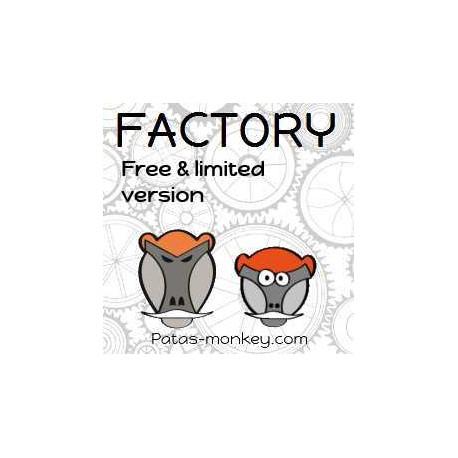 Factory Free, la GPAO pour Dolibarr