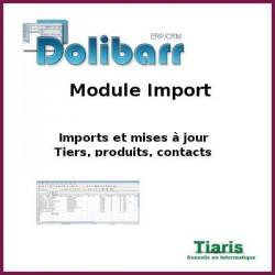 Traitements de masse imports mises à jour