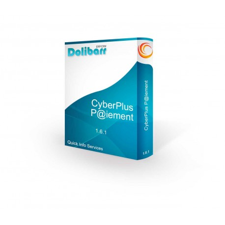 CyberPlus payment solution for Dolibarr 3.6