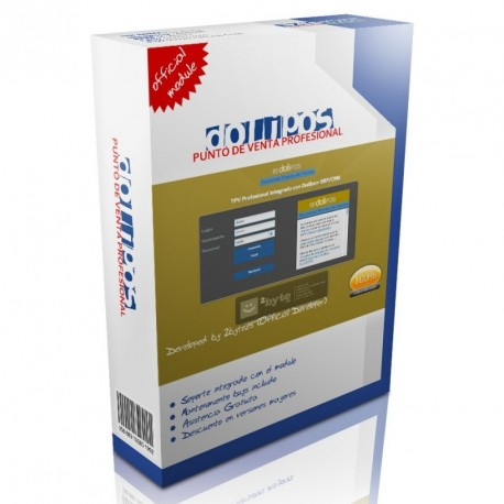 DoliPOS Professional Point of Sale 3.4