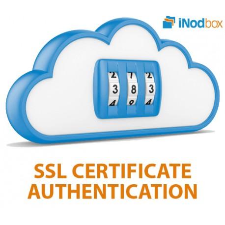 Autenticación certificados SSL 3.7 - 4.0