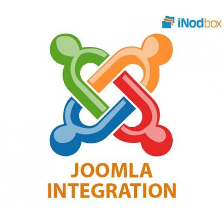 Joomla integration 3.7