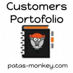 Portofolio : attribution en nombre d'utilisateur à des tiers et groupes