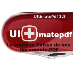 Ultimatepdf 3.8+Support technique