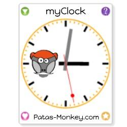 myClock : Horloge, fil d'ariane et calculatrice