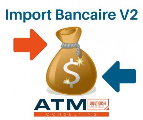 Import bancaire V2 3.8.0 - 12.0.x