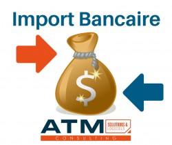 Import bancaire