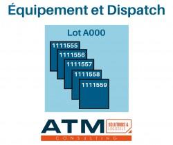 Équipement et Dispatch