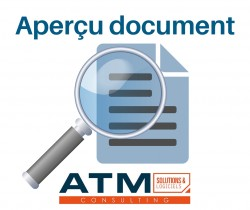 Aperçu document