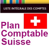 Plan comptable Suisse 3.6 - 5.0