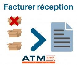 Invoice reception