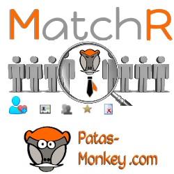 Matchr, Rekrutierung und Ressourcen ausgewählt