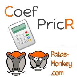 CoefPricR, CoefPricR, sales prices mass updater
