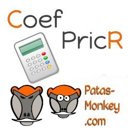 CoefPricR, Mise à jour en masse des prix de vente