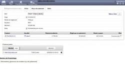 ricevuta di pagamento