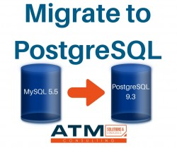 Migrate to PostgreSQL 3.1 - 3.6