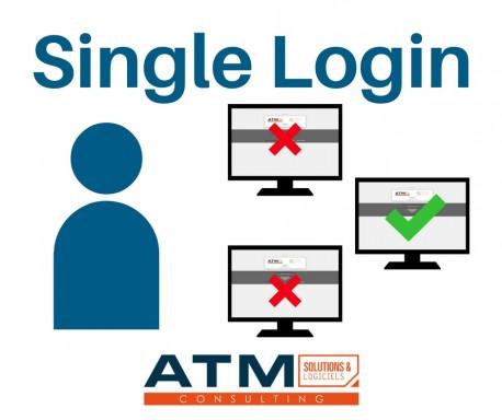 Single Login 3.8 - 5.0