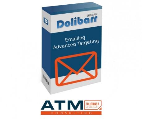 Emailing : Sélecteur de destinataires avancé 3.7