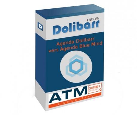 Agenda Dolibarr vers Agenda Blue Mind 3.4 - 4.0