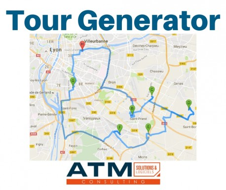 Tour Generator 3.8 - 5.0