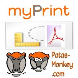myPrint : Editions PDF personnalisées