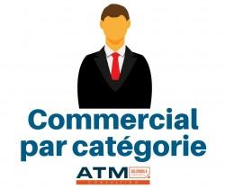 Commercial par catégorie