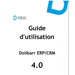 Dolibarr The Book 4.0 (French version)