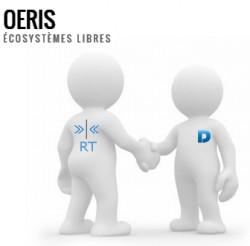 Contacts, commandes et factures Dolibarr dans Request Tracker