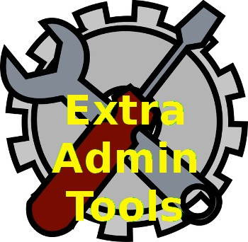 Extra Admin Tools