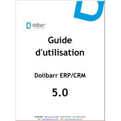Dolibarr The Book 5.0 (version française)