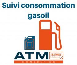 Suivi consommation Gasoil
