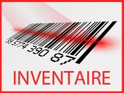 Inventaire (avancé) 3.6.x - 10.x.x
