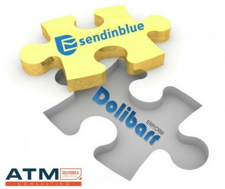 Sendinblue pour Dolibarr 3.9 - 11.0.x