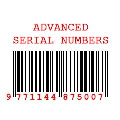 Numero seriale avanzato + metrologia