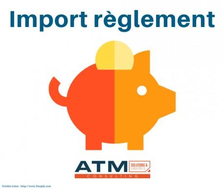Import règlement 3.8.x - 12.0.x