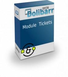 Module ticket / support technique