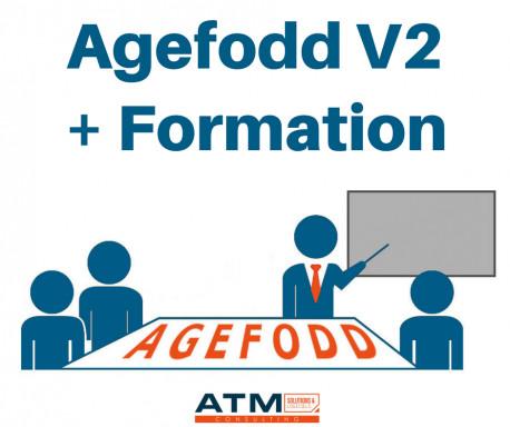 Agefodd V2 + Formation 4.0.0 - 8.0.x