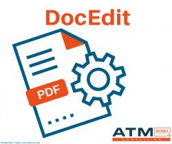 DocEdit 9.0.0 - 13.0.x