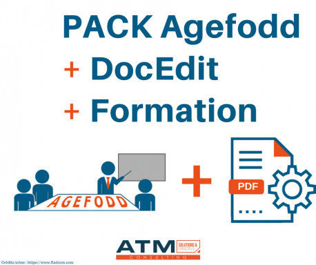 Pack Agefodd + DocEdit + Training 6.0.0 - 10.0.x