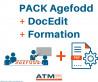 Pack Agefodd + DocEdit + Training 6.0.0 - 6.0.x
