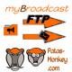 myBroadcast: generazione e invio di file di registro