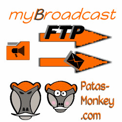 myBroadcast: Protokolldatei wird generiert und gesendet