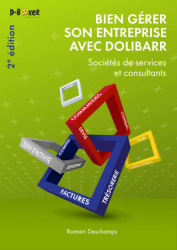 French Dolibarr book for independent consultants and service companies - 2nd Edition