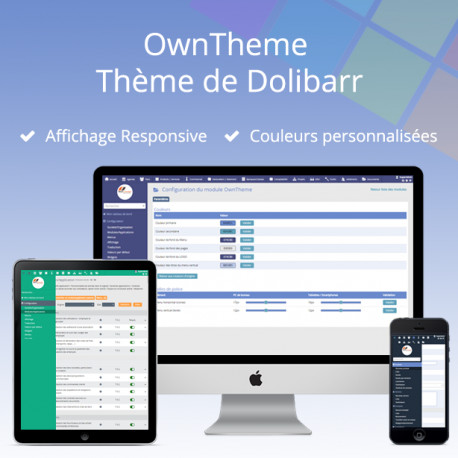 OwnTheme: MultiColor Responsive Theme 6.0.0 - 13.0.0