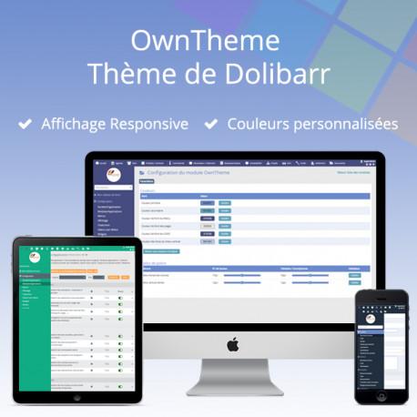 OwnTheme: Responsive Multi-couleur thème 11.0.*